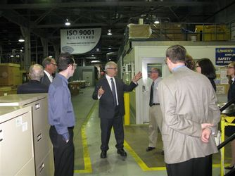 Quadrant Officially Unveiled Newly Expanded Scranton Facility
